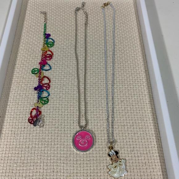 Disney Jewelry Bundle